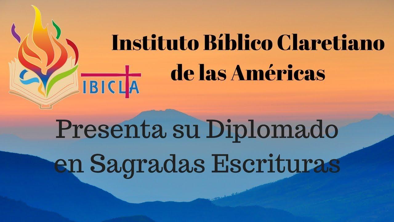 Resultado de imagen de instituto biblico claretiano de las americas