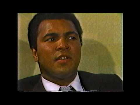 WMBD-TV 1980 Muhammad Ali Interview - How He Wants to Be Remembered