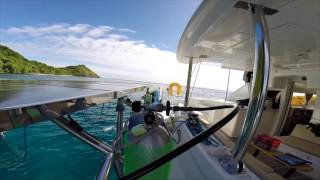 Lagoon 440 - Impi - Part 2 of 3 - Time to dive NAMENA