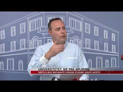 Universitetet, me pak aplikime - News, Lajme - Vizion Plus