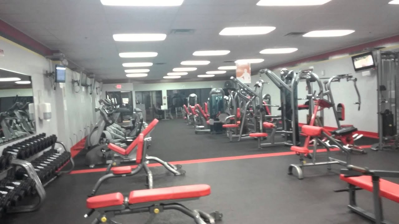 Empty gym youtube