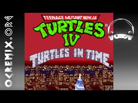 OC ReMix #2867: Teenage Mutant Ninja Turtles IV 'Cowabunga!' [Technodrome] by WillRock & Juan