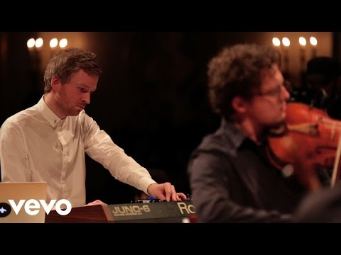 Ólafur Arnalds, Alice Sara Ott - Reminiscence (Live at Yellow Lounge Berlin)