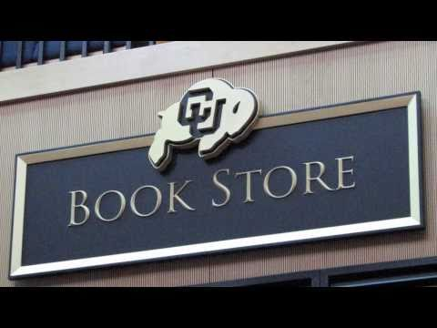 Take a Tour of the CU Book Store!