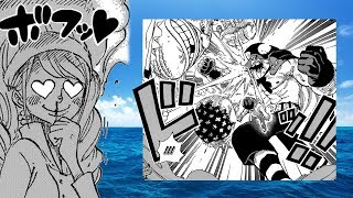 ALL THE HANDSOME GENTLEMEN!   One Piece: Chapter 886 - Po D. Cast thumbnail