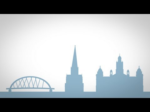 GLASGOW Travel Guide | Infographic Video