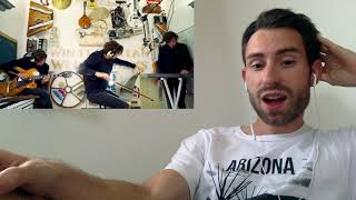 2nd time hearing Wintergatan [REACTION]