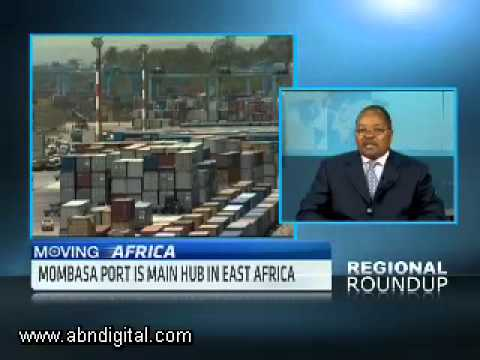 Moving Africa - Kenya Ports Authority with MD Gichiri Ndua
