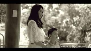 Diana Zubiri & Andy Smith On Site Wedding Film by Nice Print Photography