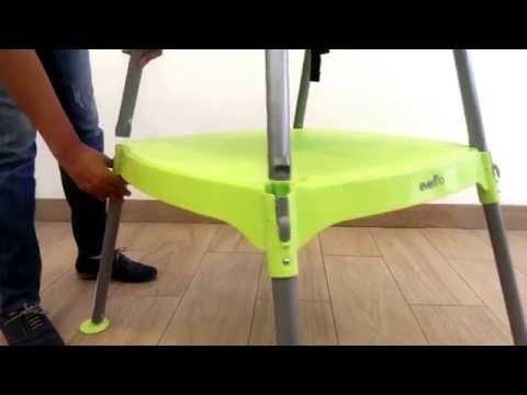 Silla de Comer Convertible Evenflo – Baby Box