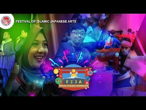 Festival Of Islamic Japanese Arts [ FIJA'17 ]
