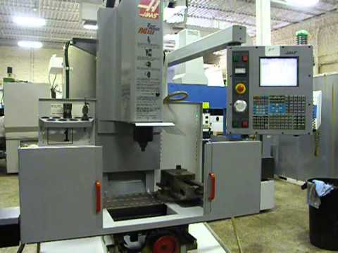 Haas Cnc Mill Manual tm3