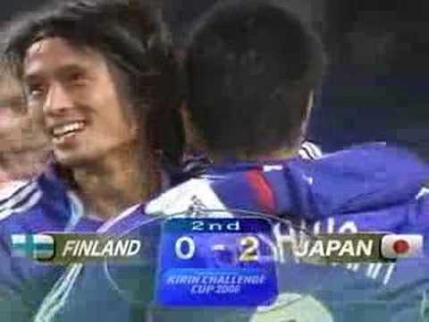 Japan x Finland - Ogasawara