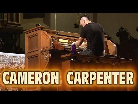 CAMERON CARPENTER - Prove a Isola della Scala - 26 Settembre 2014 - HD