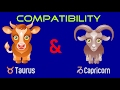 Taurus & Capricorn Sexual & Intimacy Compatibility