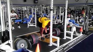 Mike Deadlift 256kg (564)
