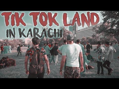 TIK TOK LAND IN KARACHI | VLOG | Mansoor Qureshi MAANi