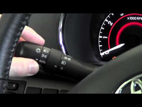 2012 | Toyota | Highlander | Headlights | How To By Toyota City Minneapolis MN