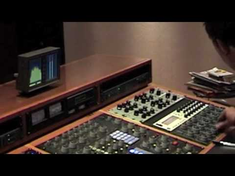 Robi Zonca Metropolis studios London So good mastering