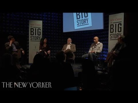 A talk on entertainment - The New Yorker Festival