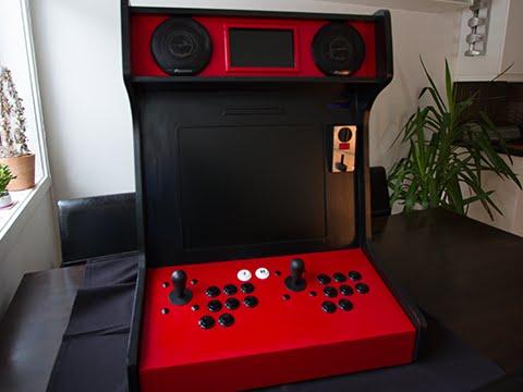 Retrobox Diy Raspberry Pi All On One Arcade Joystick