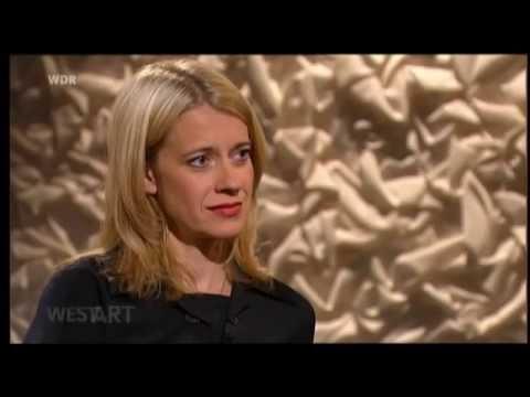 """""""Mord mit Aussicht"""" - Caroline Peters Interview westart 2013"""