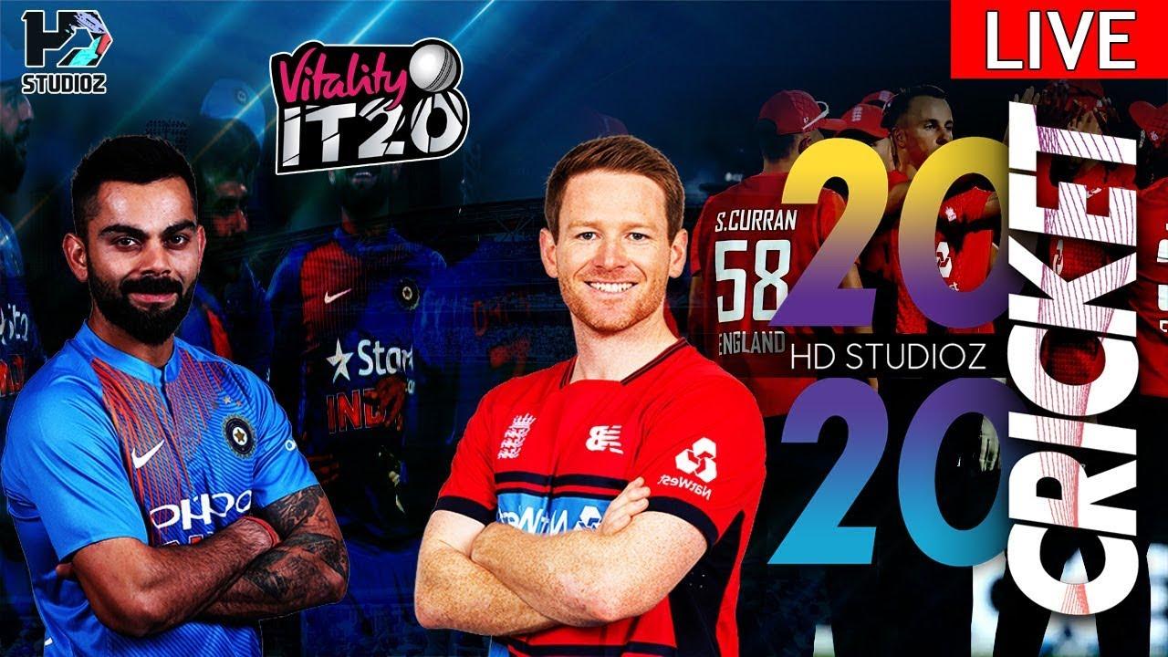 India vs England 2nd Vitality T20i LIVE STREAM   HDC20 ...