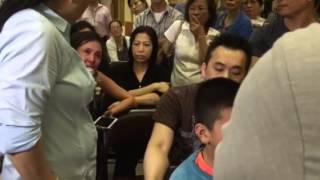 Những giọt nước mắt của bà mẹ sau khi thầy võ hoàng yên chữa bệnh