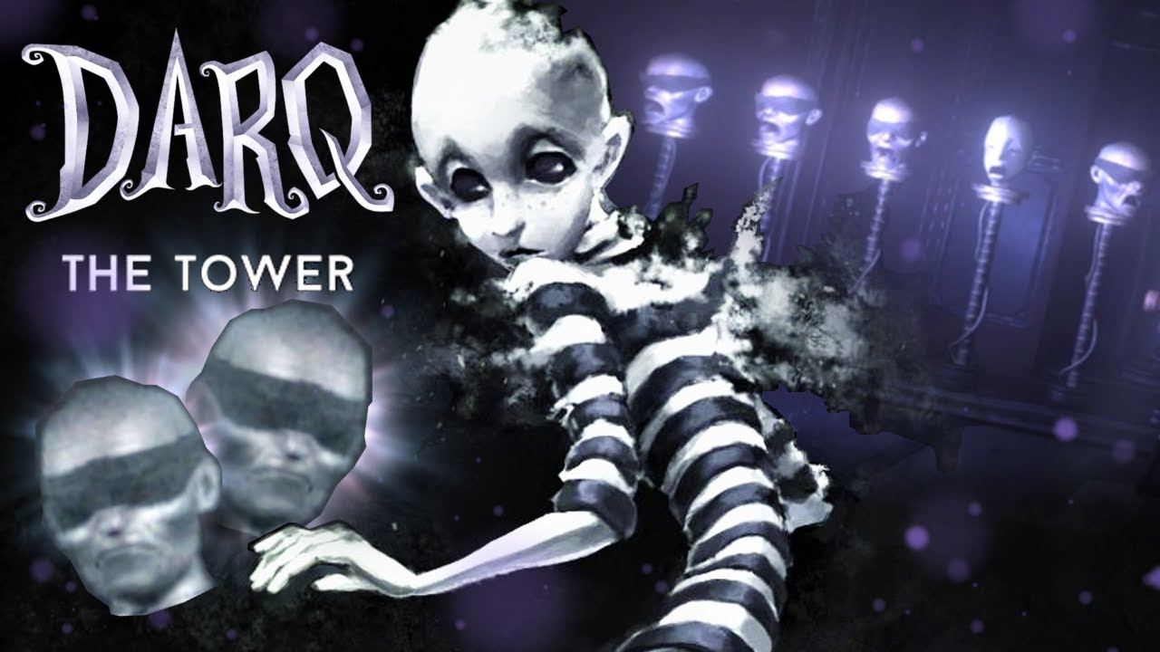 Download Lloyd's Nightmare Continues   DARQ - The Tower DLC (Playthrough)