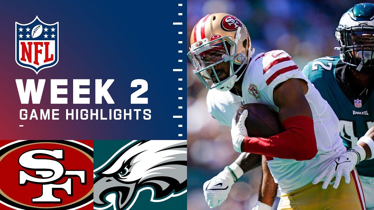 49ers vs. Eagles - Game Recap - September 19, 2021 - ESPN