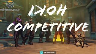 Hoki, Competitive, Musuh Pada Left (Funny Moment) - Overwatch Indonesia