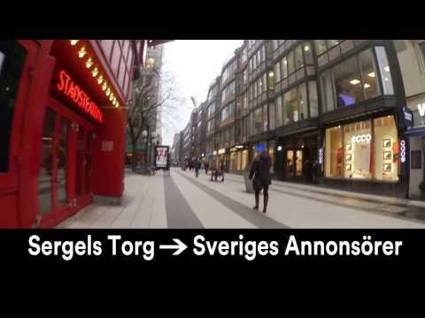 Från Sergels Torg till Sveriges Annonsorer