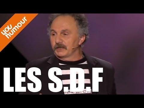 CHRAZ - Les S.D.F.