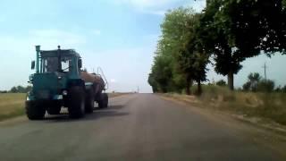 Дорога Вінницька обл.  Крижопіль-Городківка  1 Порошенка