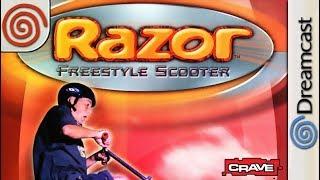 Longplay of Razor Freestyle Scooter