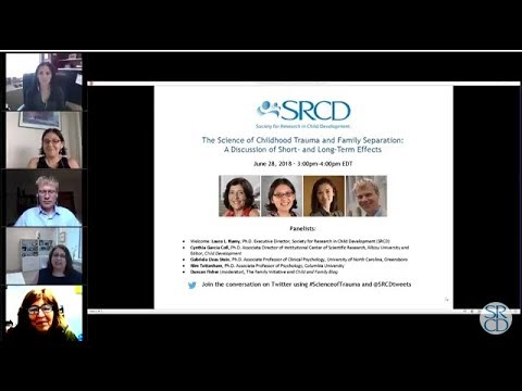 The Science of Childhood Trauma and Family Separation: A Discussion of Short and Long Term Effects