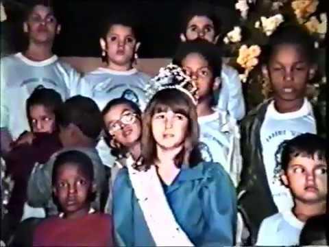 ÚLTIMO DIA FESTA DA MENINA IZILDINHA - 1989 - MONTE ALTO SP