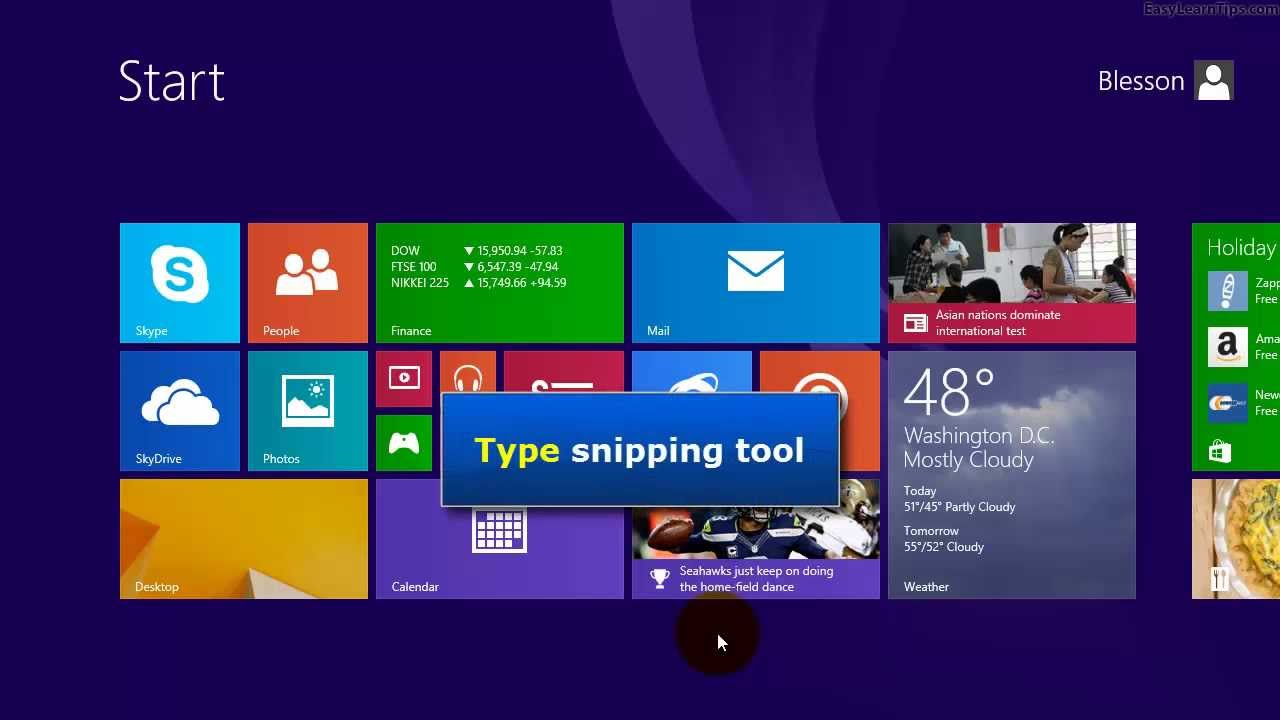 download free snipping tool for windows 8