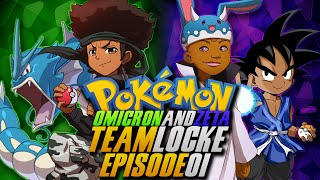 Pokemon Zeta & Omicron Teamlocke: Part 1 - Choose Our Starters!