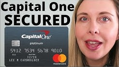 Capital One Secured Credit Card - Secured Card Review