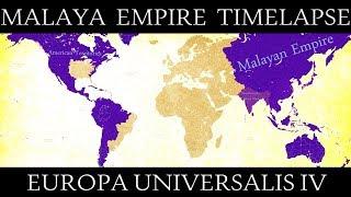 EU4: Empire of Malaya Timeline Timelapse