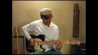 Hard Workin Man Guitar Lesson - Country Guitar Chops