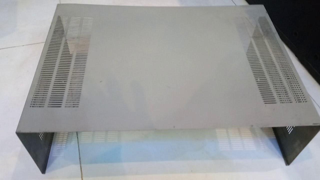 Đã bán.. 2,8 triệu. Âmly Yamaha Ca-Ri. Japan 100v, Đánh 4 sò sắc, CSTT 160w. Toàn 0947350055