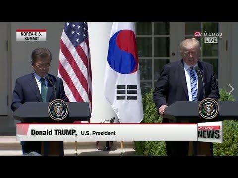 LIVE: KOREA-US SUMMIT
