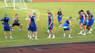 Video Queens Park Rangers Tour 2012 Training Session. download MP3, 3GP, MP4, WEBM, AVI, FLV Juni 2018