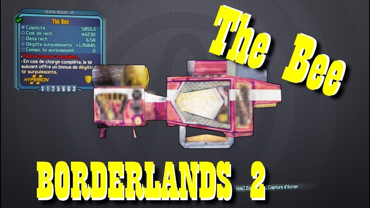 [Guide Arme Légendaire] - The Bee (Borderlands 2)