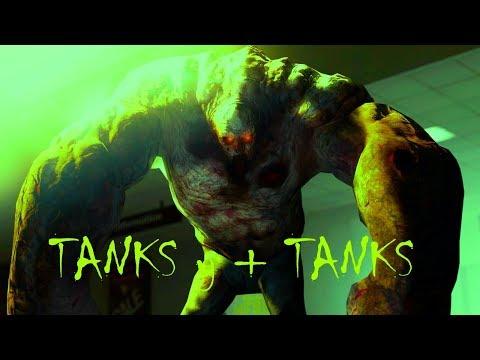 ► Left 4 Dead 2 - MUTACION TANK y MAS TANKS Y LO QUE SEA DE TANKS! - 8NO
