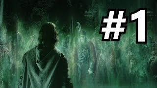 Let's Play LOTR: The Return of the King - Episode 1 - I see Dead People!