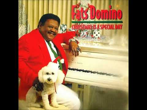 Fats Domino - Silent Night - March 1993