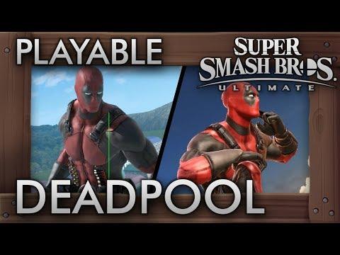 Fans add Peter Griffin, Shrek, Deadpool into Smash